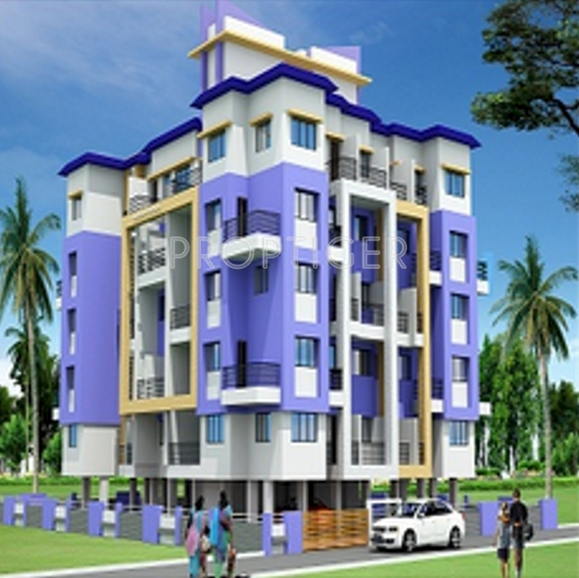 900 Sq Ft 2 BHK 2T Apartment For Sale In DS Group Pune