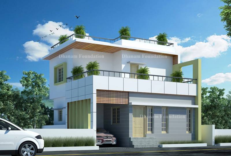 Images for Elevation of Dhanam Maywood Park