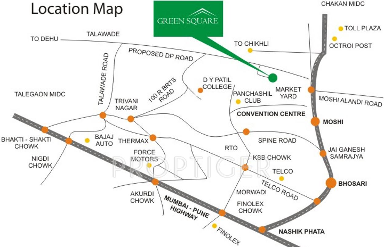 Raskar Green Square In Moshi Pune Price Location Map Floor Plan Thermax Wiring Diagram More Photos