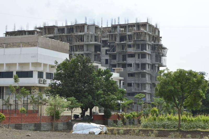 Images for Construction Status of Vakratund Aaditya Malhar