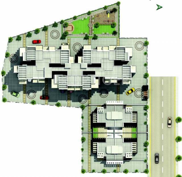 Images for Layout Plan of Vakratund Aaditya Malhar