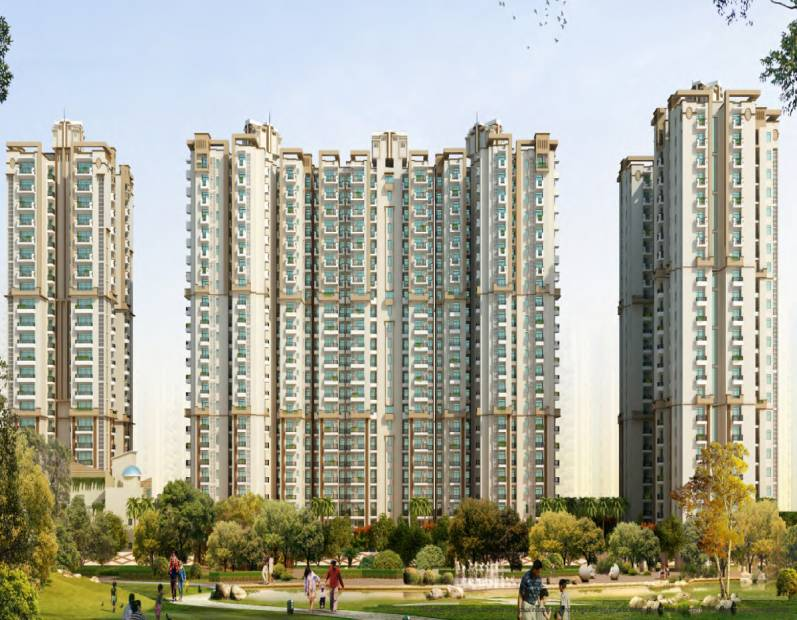 Images for Elevation of Cosmos Shivalik Homes 2