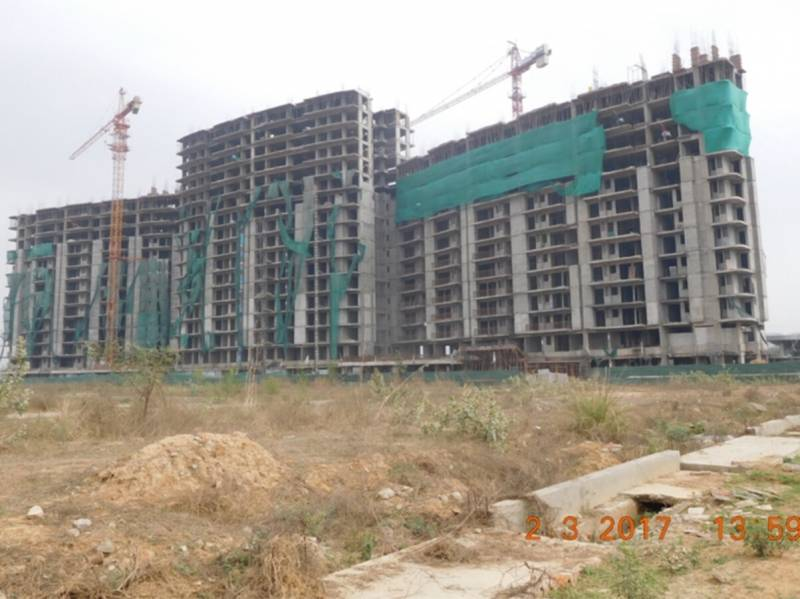 Images for Construction Status of Migsun Ultimo