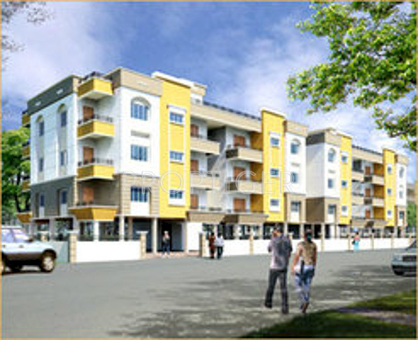 Images for Elevation of Namrata Group Meera Apartment