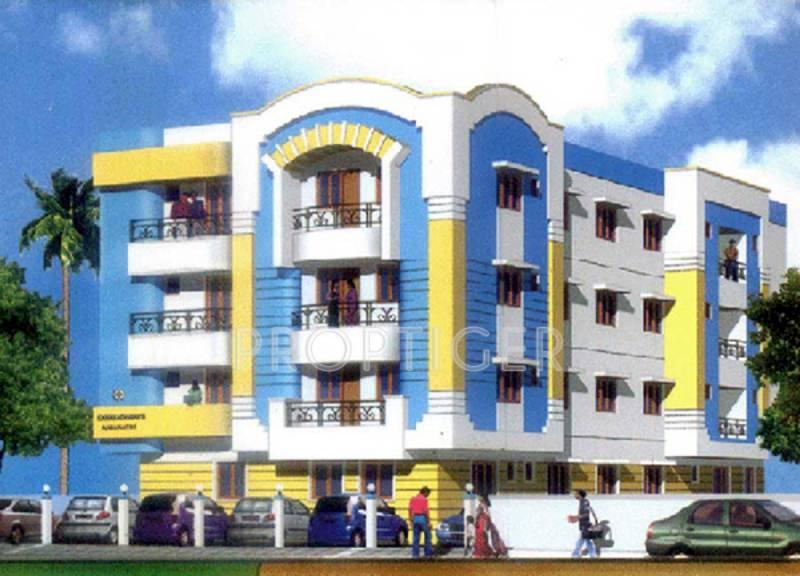 kanakadhara-housing anjanathri-i Elevation