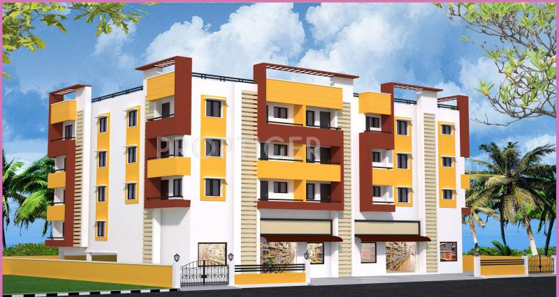Images for Elevation of RKN Akrithi