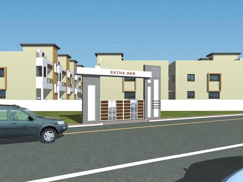 Images for Elevation of RKN Ektha Villas