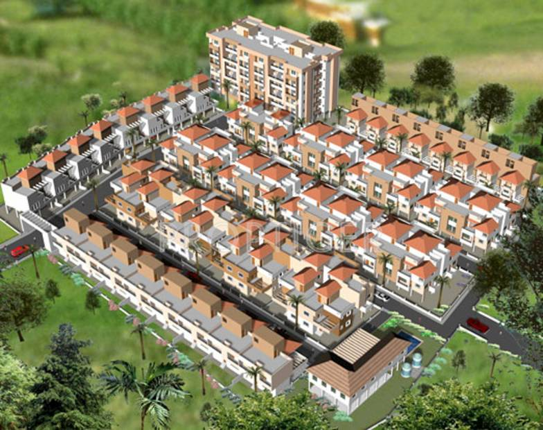 Images for Elevation of Sanghvi Suncity Flats