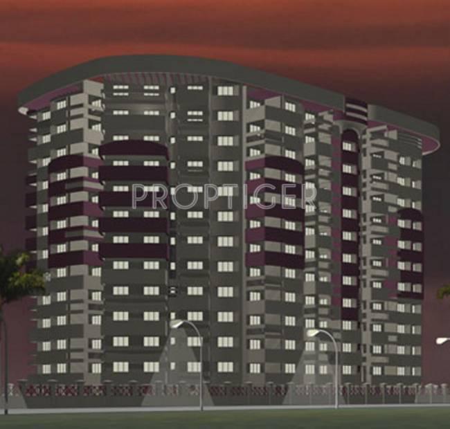 Images for Elevation of Ravetkar Laxmi Narayan Towers