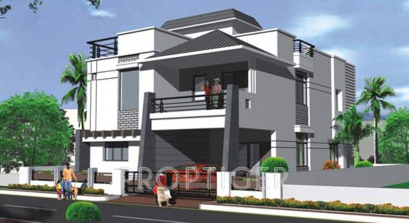 homes Images for Elevation of Navya Homes