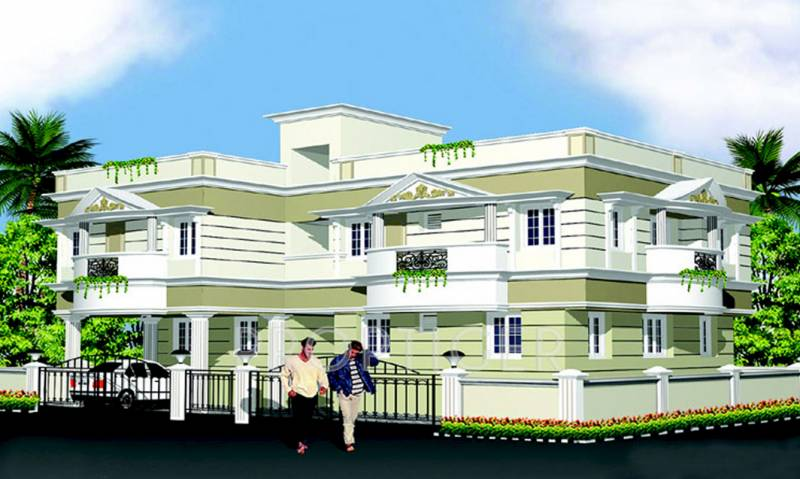 Images for Elevation of Gajhanana Rohini Apartments