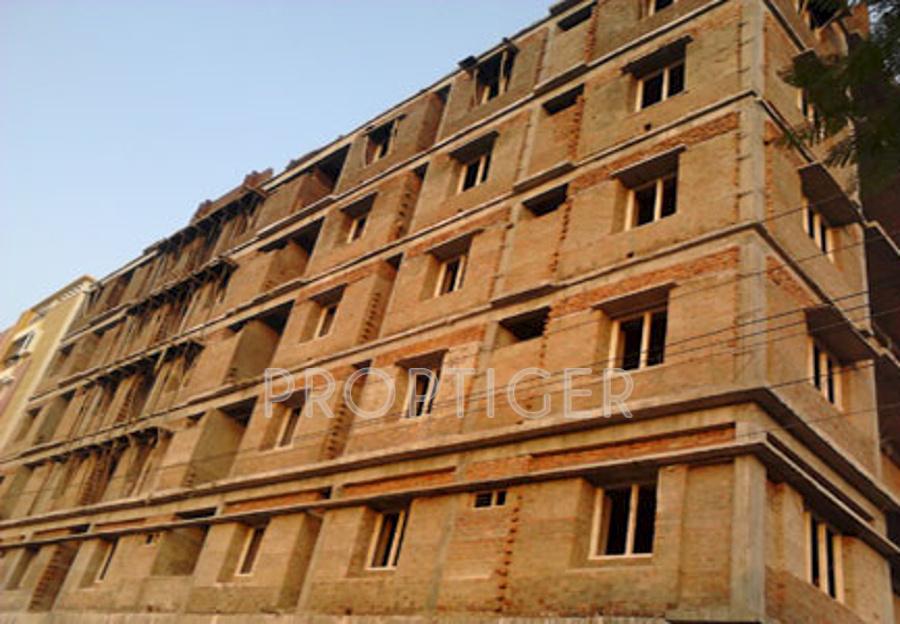 Elevation Stones In Hyderabad : Main elevation image of srisairam vasundhara residency