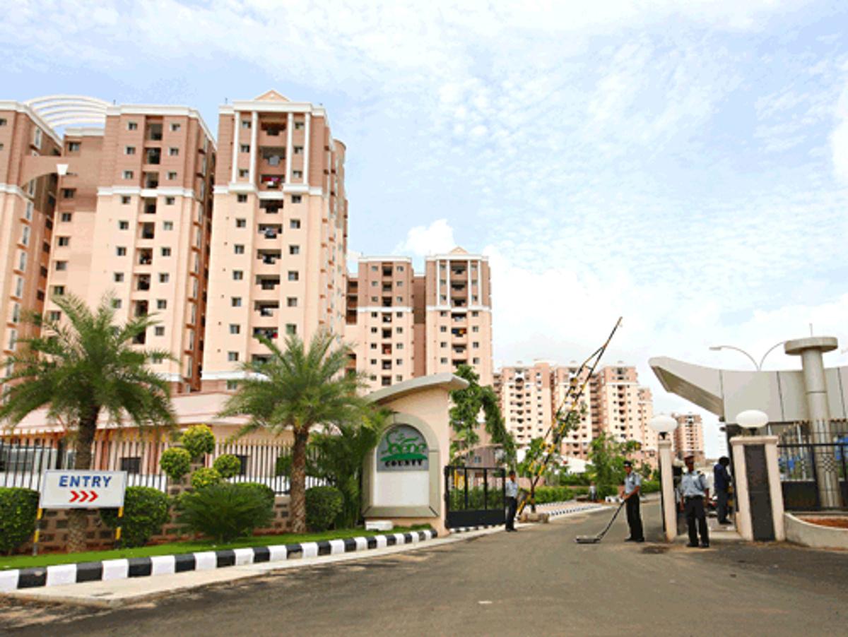 L Amp T Serene County In Gachibowli Hyderabad Price
