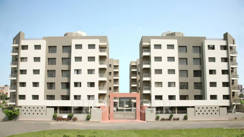 Images for Elevation of Sangini Bhulabhai Park