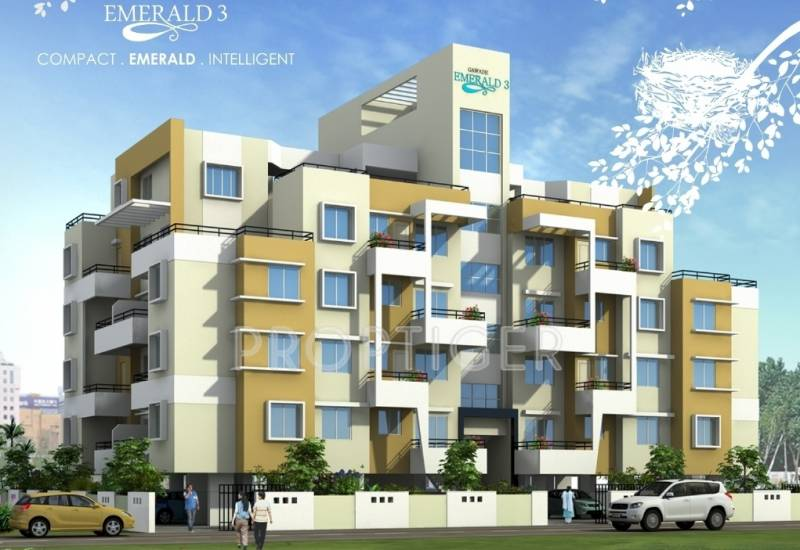 Images for Elevation of Gawade Emarald Phase III