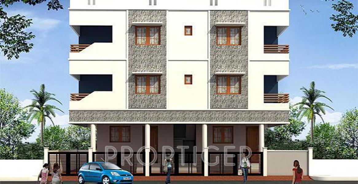 Elevation Flooring Reviews : Ags flat i in kovilambakkam chennai price location map