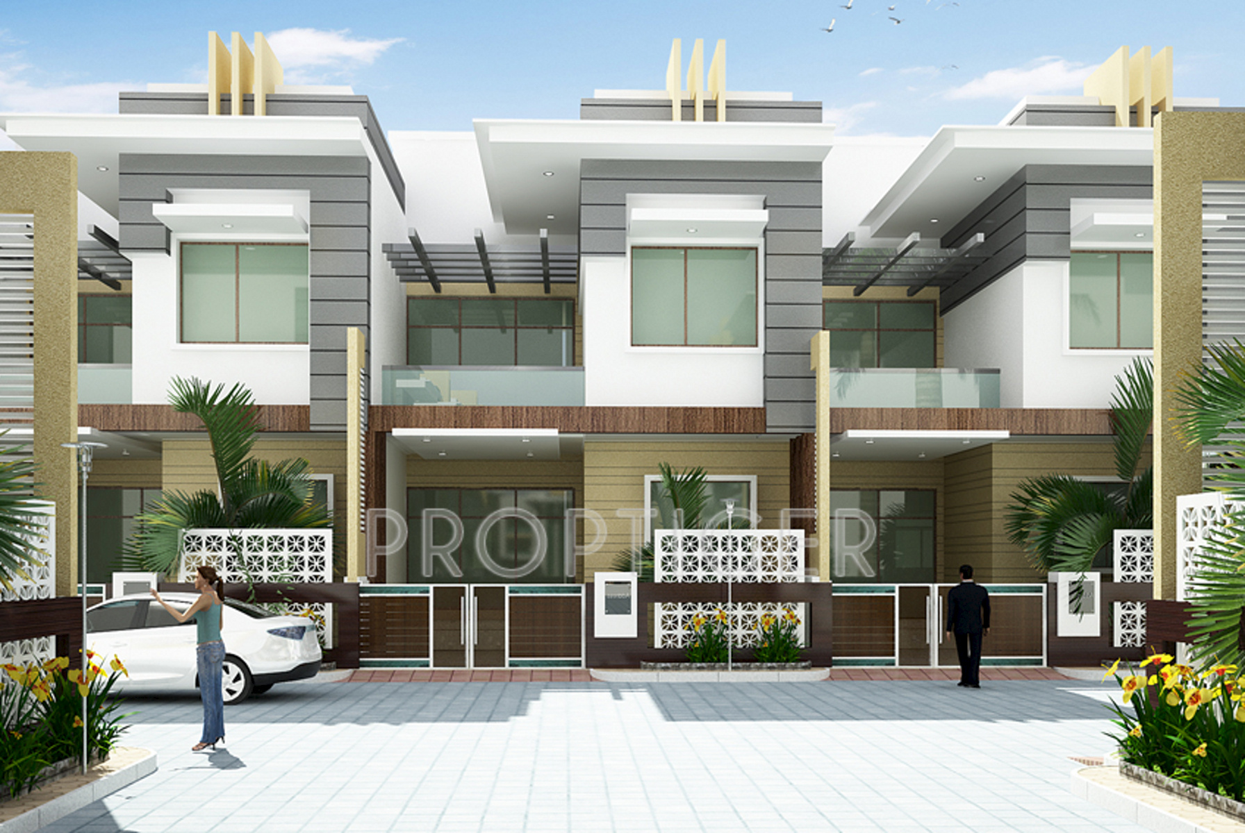 Photos Of Felicity Estates Pvt Ltd Select Homes Images For