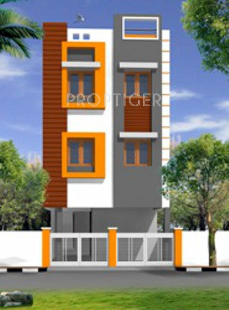 Images for Elevation of CC Ganapathy Arcade
