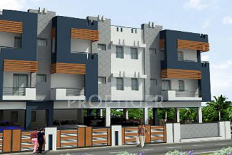 Images for Elevation of CC Ruvanthika Enclave