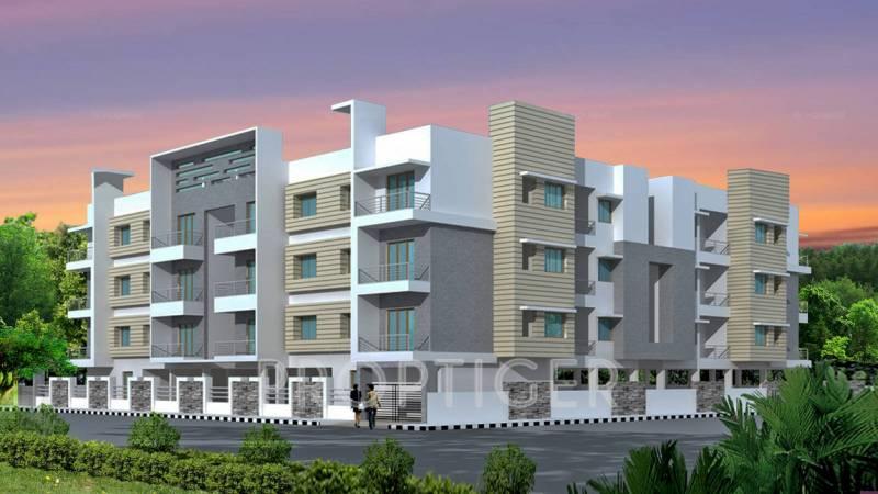 Images for Elevation of Lakshmi Vijaya Nagar