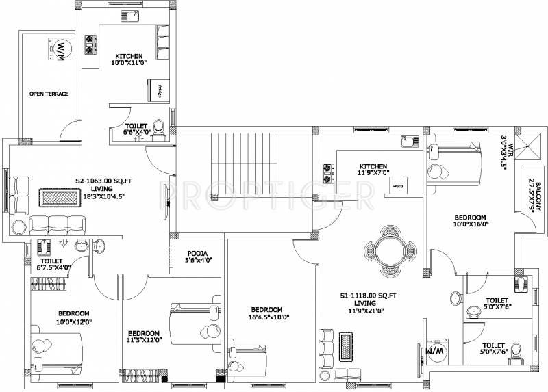 Images for Cluster Plan of CC Platinum Enclave