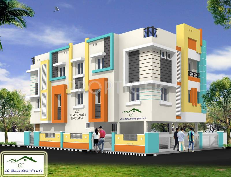 Images for Elevation of CC Platinum Enclave
