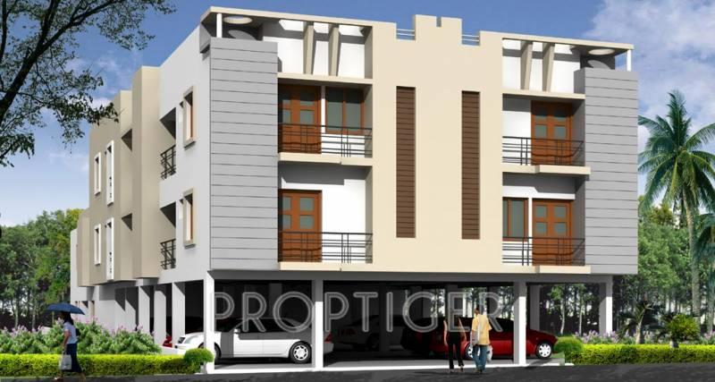 Images for Elevation of Lakshmi Builders Sadasiva Nagar