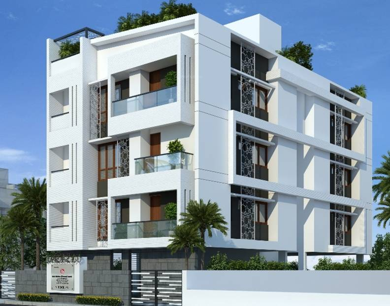 Images for Elevation of India Builders Sharon