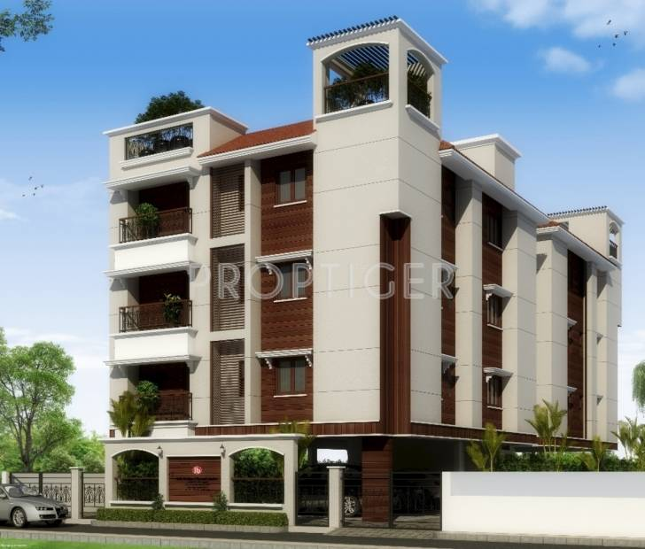 Images for Elevation of India Builders Regal Residencia