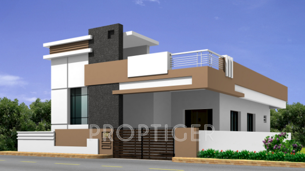 Front Elevation For Ground Floor House In Bangalore : Sq ft bhk t villa for sale in surya builders swarna