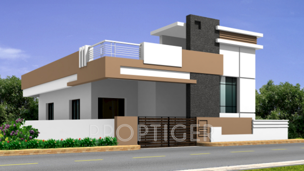 Single Floor House Elevation In Hyderabad : Surya builders swarna kuteer in ghatkesar hyderabad