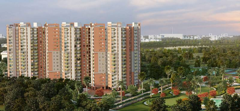 Images for Elevation of Bren Imperia