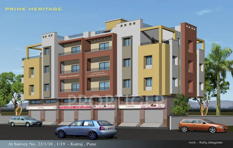 Images for Elevation of Hamy Prime Heritage