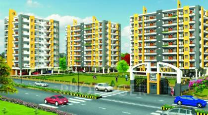 Images for Elevation of Shree Om Balaji Tower