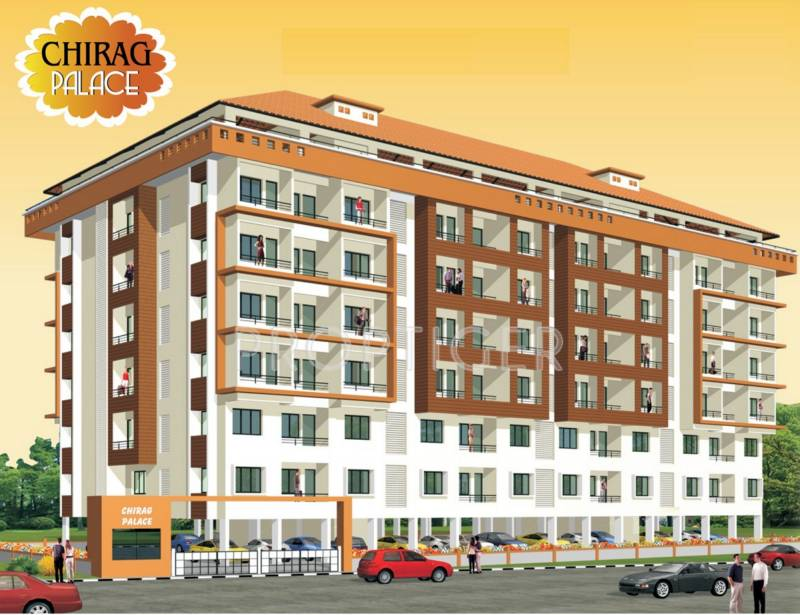 Images for Elevation of Chirag Palace
