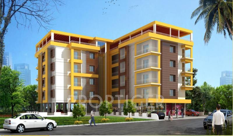 Images for Elevation of Chirag Ballal Sanil Plaza