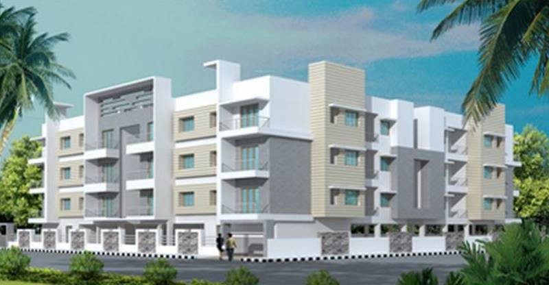 Images for Elevation of Lakshmi Sri Ranganatha Nagar