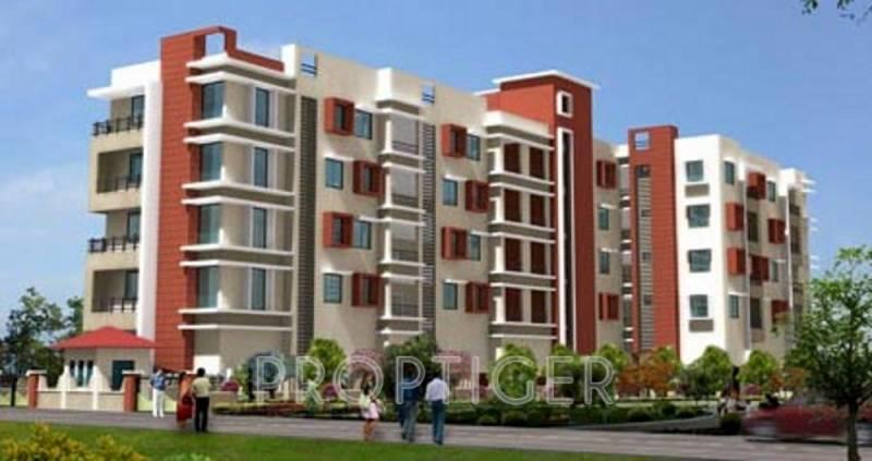 Images for Elevation of Sri Chakradhar Mansion