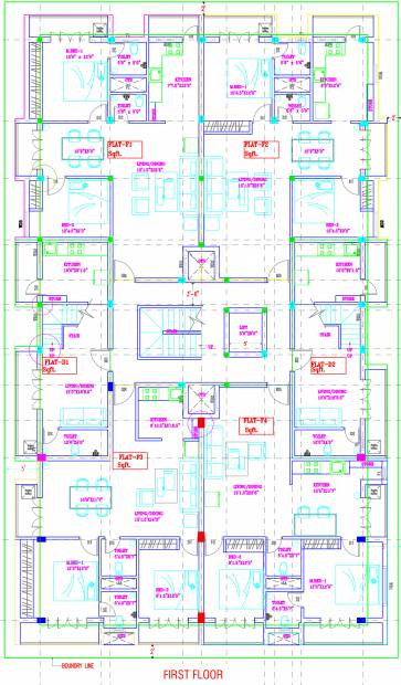 Images for Cluster Plan of SVP Fortune Tara