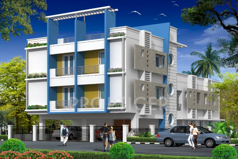 Images for Elevation of Lakshmi Builders Ekkattuthangal