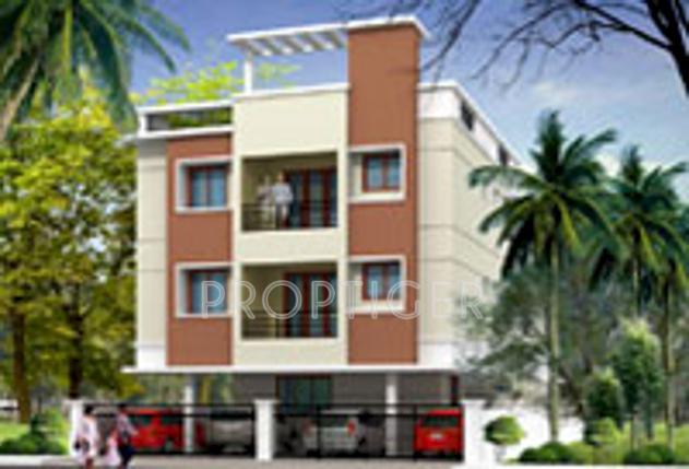 Images for Elevation of Lakshmi Ramappa Nagar Apartment
