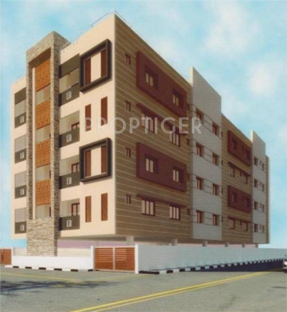Images for Elevation of Dakshin Orange Apartments