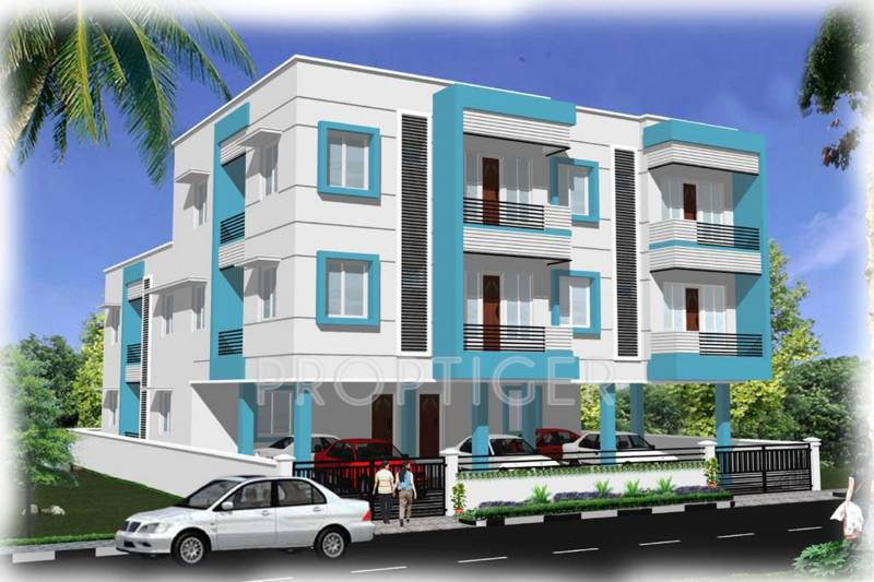 Images for Elevation of Lakshmi Chandrasekharan Nagar