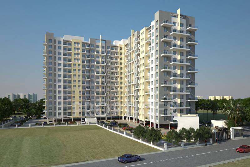 Images for Elevation of Sanket Kool Homes Panchamrut