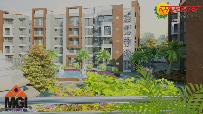 Images for Elevation of MGI Sanskar Residency