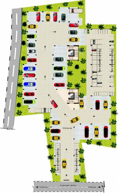 Images for Cluster Plan of Chola Vaibhav