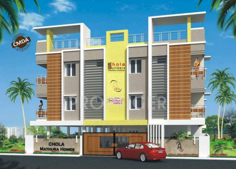 Images for Elevation of Chola Mathura Homes
