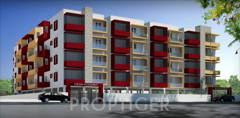amit-properties sri-sai-residency Elevation
