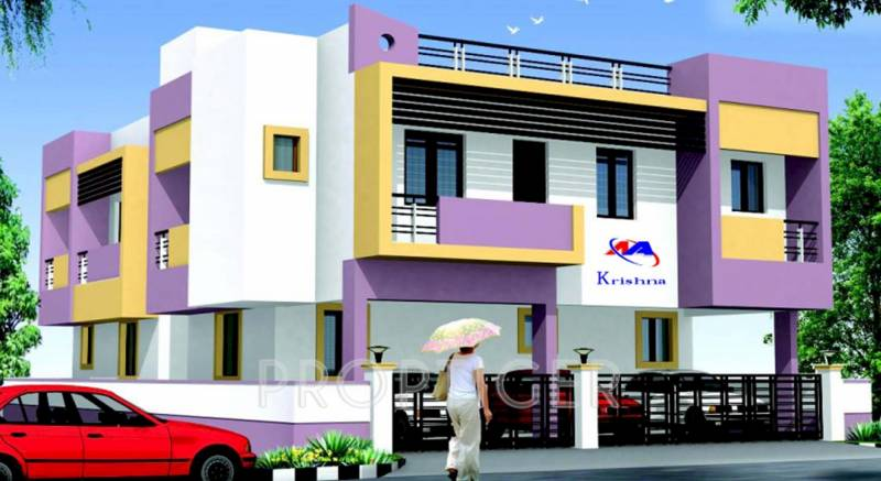 Images for Elevation of Madhav Krishna Flats