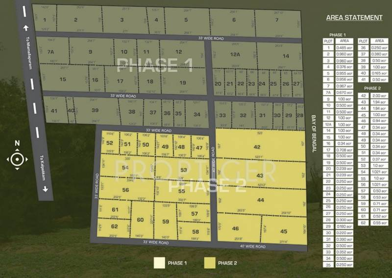 Images for Layout Plan of Olive Pine Beach II